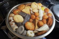 川島けん 公式ブログ/【Cook】おでん 画像2