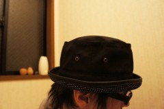 川島けん 公式ブログ/【プレゼント】帽子 画像2