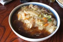 川島けん 公式ブログ/[Lunch]サンマー麺 画像1
