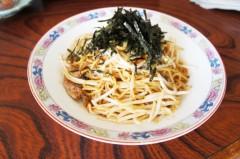 川島けん 公式ブログ/[Lunch]正統派焼きそば 画像1
