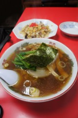 川島けん 公式ブログ/【ランチ】今日のランチ・ともえ食堂 画像1