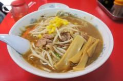 川島けん 公式ブログ/[Lunch]ともえ食堂・味噌ラーメンと餃子 画像2
