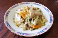 川島けん 公式ブログ/[Lunch]中華丼 画像1