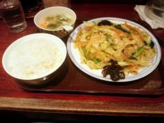 川島けん 公式ブログ/[みんバラ]渋谷・上海亭 画像2