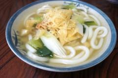 川島けん 公式ブログ/[Lunch]刻みうどん 画像1