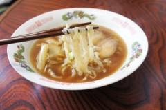 川島けん 公式ブログ/[Lunch]自作ラーメン(おまけ) 画像2