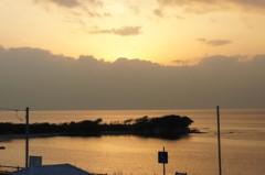 川島けん 公式ブログ/[夕焼けハンター]コンビニに行った帰りです。 画像3