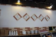 川島けん 公式ブログ/【日本の車窓から】軽井沢・レストラン SPOON 画像1