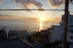 川島けん 公式ブログ/[夕焼けハンター]リビングからの眺め。 画像2