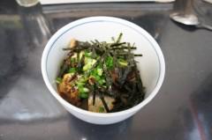 川島けん 公式ブログ/[Lunch]いなばのいわし味付丼。 画像1
