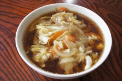 川島けん 公式ブログ/[Lunch]サンマー麺少なめ 画像2