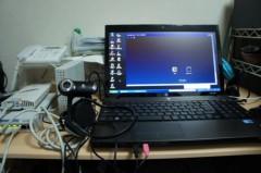 川島けん 公式ブログ/【平成22年度総務省テレワーク実証実験】機材設置完了 画像1