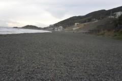 川島けん 公式ブログ/誰もいない海から 画像1