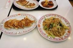 川島けん 公式ブログ/[昨日のLunch]横須賀中央・餃子の王将。 画像1