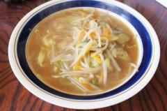 川島けん 公式ブログ/[Lunch]肉野菜ラーメン 画像1