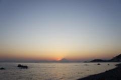 川島けん 公式ブログ/「えっ、夕焼けだけですか?」 画像2