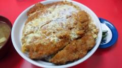 川島けん 公式ブログ/[Lunch]カツ丼って最強だと思う。 画像2
