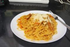 川島けん 公式ブログ/[Lunch]イタリアンスパゲッティ 画像1