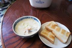 川島けん 公式ブログ/[Lunch]チキン白菜シチュー 画像3