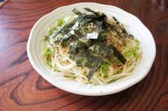 川島けん 公式ブログ/[Lunch]焼きうどん 画像1