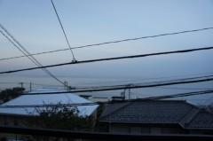 川島けん 公式ブログ/夜明け 画像1