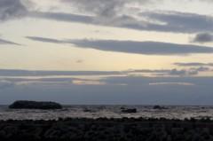 川島けん 公式ブログ/夕焼けハンター 夜中ですが... 画像2