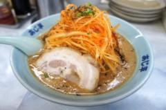 川島けん 公式ブログ/[Lunch]ネギ味噌チャーシュー麺 画像1