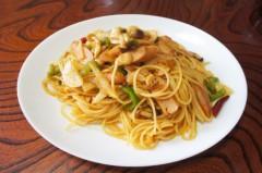 川島けん 公式ブログ/[Lunch]喫茶店風スパゲッティ 画像1