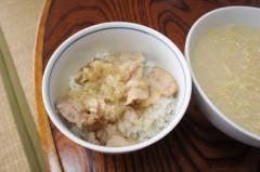 川島けん 公式ブログ/[Lunch]マルちゃん正麺:とんこつ味、小塩豚バラ丼 画像3
