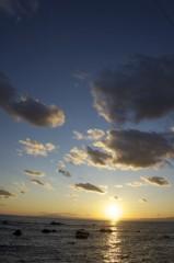 川島けん 公式ブログ/【Life@空と雲】本日の夕焼け 画像2