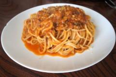 川島けん 公式ブログ/[Lunch]チーズトマトパスタ 画像3