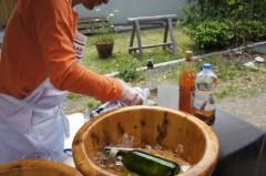 川島けん 公式ブログ/[Lunch]チキンカツ定食 画像1