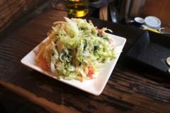 川島けん 公式ブログ/[Lunch]お腹へんないのでなし。 画像1