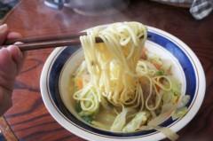 川島けん 公式ブログ/[Lunch]ちゃんぽん 画像2