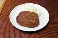 川島けん 公式ブログ/[Lunch]焼かない焼きそばとマルシンハンバーグ贅沢仕立て。 画像2