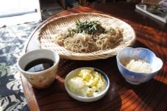 川島けん 公式ブログ/[Lunch]新そば。 画像1