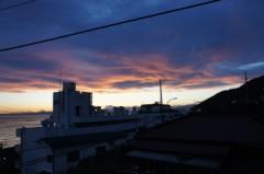川島けん 公式ブログ/[夕焼けハンター]富士山現る! 画像2