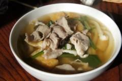 川島けん 公式ブログ/[Lunch]うどん 画像1