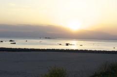 川島けん 公式ブログ/【夕焼けハンター】今日はいい天気です。 画像1
