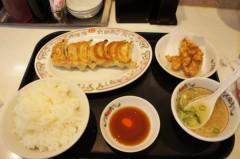 川島けん 公式ブログ/週末食 画像1