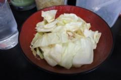 川島けん 公式ブログ/[Lunch]大津屋・ラーメンとキャベチャー 画像2