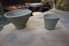 川島けん 公式ブログ/「陶芸工房 いちよし」で作陶しました 画像1