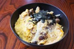 川島けん 公式ブログ/[Lunch]失敗したカツ丼。 画像2