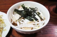 川島けん 公式ブログ/[Lunch]ニミ焼きそばと小煮豚丼 画像3