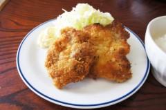川島けん 公式ブログ/[Lunch]チキンカツ定食 画像3