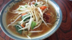 川島けん 公式ブログ/[Lunch]もやしラーメン 画像1