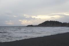 川島けん 公式ブログ/誰もいない海から 画像2