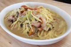 川島けん 公式ブログ/【Lunch】チャンポン鍋なのだよ 画像1
