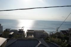 川島けん 公式ブログ/穏やかな海。静かです。 画像1
