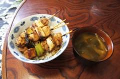 川島けん 公式ブログ/ヤキトリ丼でリベンジ 画像1